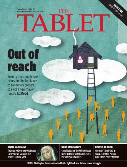 The Tablet Magazine April 30, 2016 00:00