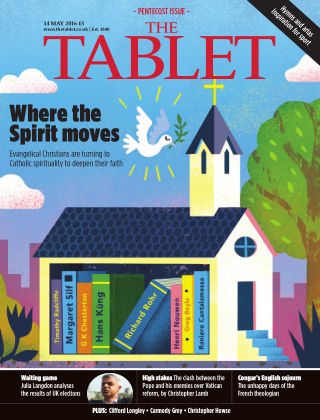 The Tablet Magazine 14th May 2016