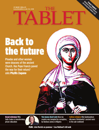 The Tablet Magazine 21st May 2016