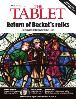 The Tablet Magazine 28th May 2016