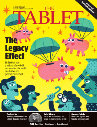 The Tablet Magazine 4th June 2016