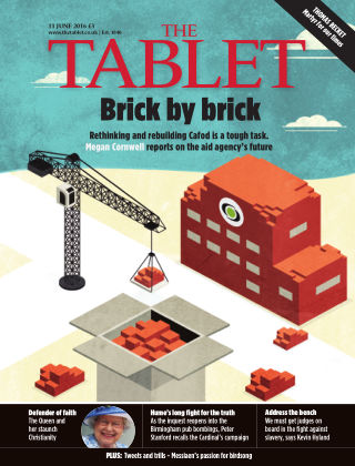 The Tablet Magazine 11th June 2016