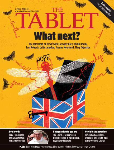The Tablet Magazine July 02, 2016 00:00