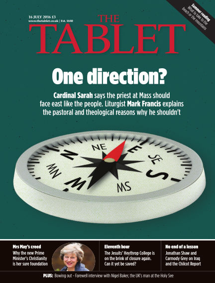 The Tablet Magazine July 16, 2016 00:00
