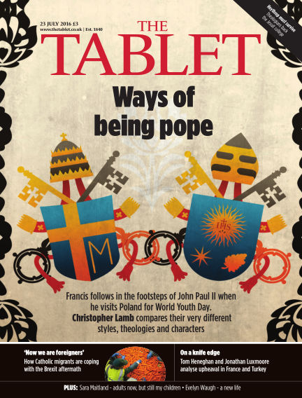 The Tablet Magazine July 23, 2016 00:00