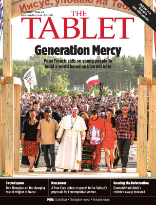 The Tablet Magazine 6th August 2016