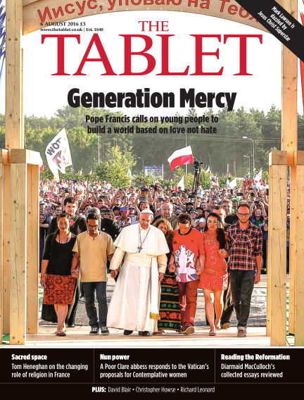 The Tablet Magazine August 06, 2016 00:00