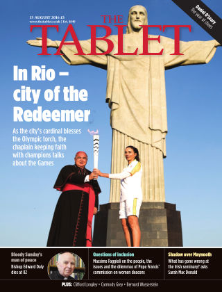 The Tablet Magazine 13th August 2016