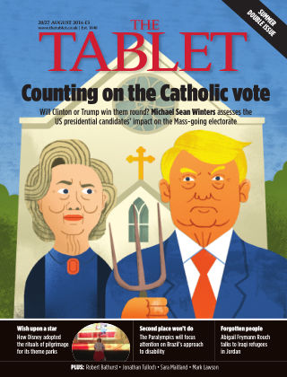 The Tablet Magazine 20th August 2016
