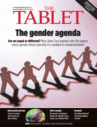 The Tablet Magazine 10th September 2016