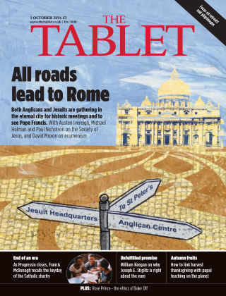 The Tablet Magazine 1st October 2016