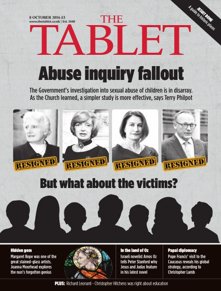The Tablet Magazine October 08, 2016 00:00