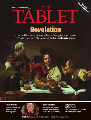The Tablet Magazine 22nd October 2016