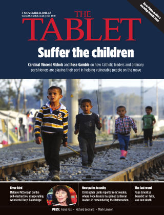 The Tablet Magazine 5th November 2016
