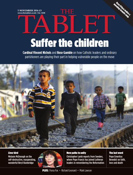 The Tablet Magazine November 05, 2016 00:00