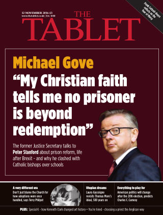 The Tablet Magazine 12th November 2016