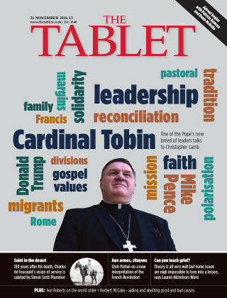 The Tablet Magazine 26th November 2016
