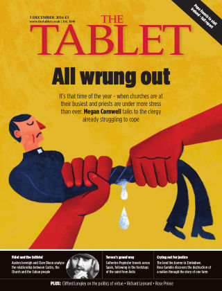 The Tablet Magazine 3rd December 2016
