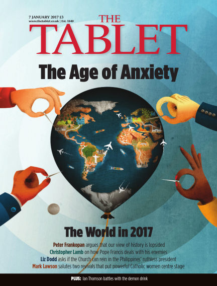 The Tablet Magazine January 07, 2017 00:00