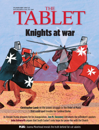The Tablet Magazine 14th January 2017