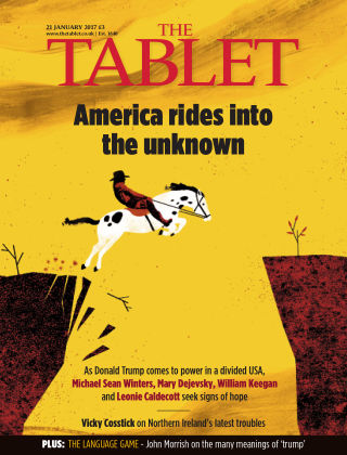 The Tablet Magazine 21st January 2017