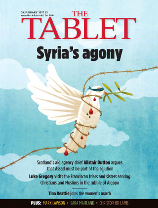 The Tablet Magazine 28th January 2017