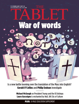 The Tablet Magazine 11th February 2017