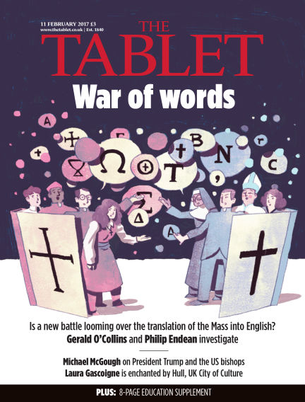 The Tablet Magazine February 11, 2017 00:00