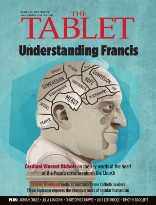 The Tablet Magazine 18th February 2017