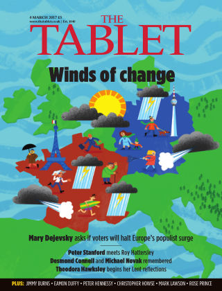 The Tablet Magazine 4th March 2017
