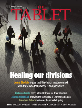 The Tablet Magazine 8th April 2017