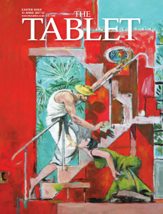 The Tablet Magazine 15th April 2017