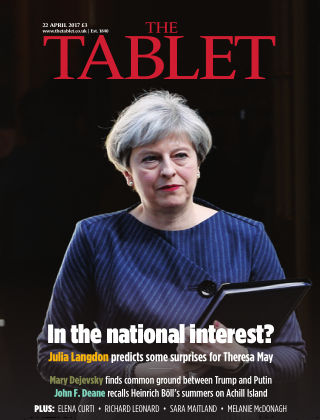 The Tablet Magazine 22nd April 2017