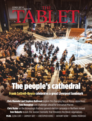 The Tablet Magazine 13th May 2017