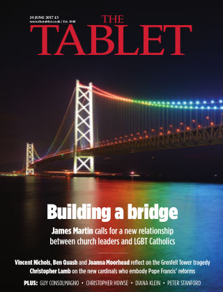 The Tablet Magazine 24th June 2017