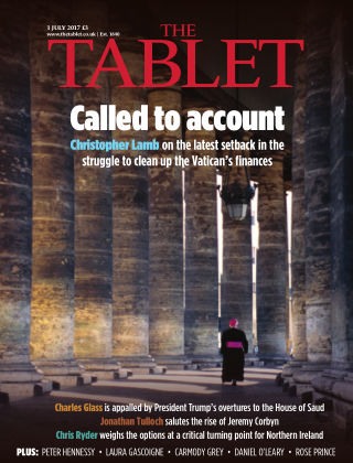 The Tablet Magazine 1st July 2017