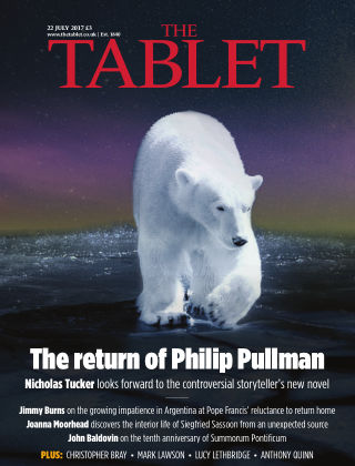The Tablet Magazine 22nd July 2017