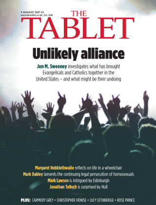 The Tablet Magazine 5th August 2017