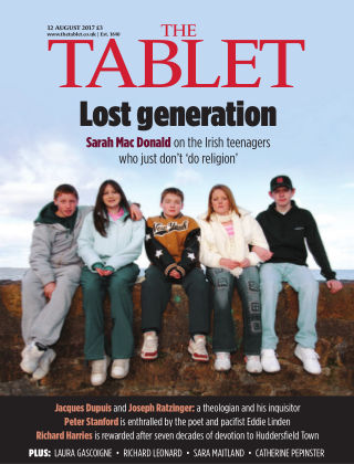 The Tablet Magazine 12th August 2017