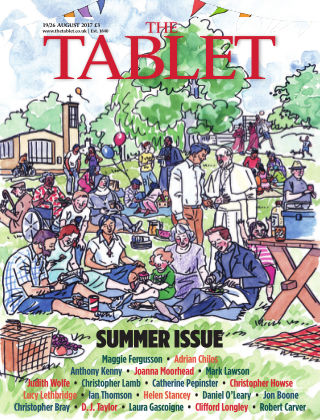 The Tablet Magazine 19th August 2017