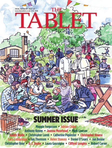 The Tablet Magazine August 19, 2017 00:00
