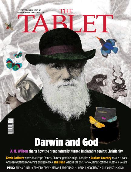 The Tablet Magazine September 02, 2017 00:00