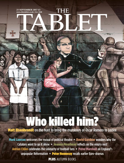 The Tablet Magazine September 23, 2017 00:00