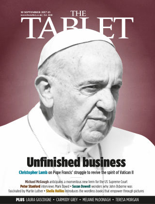 The Tablet Magazine 30th September 2017
