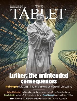 The Tablet Magazine 7th October 2017