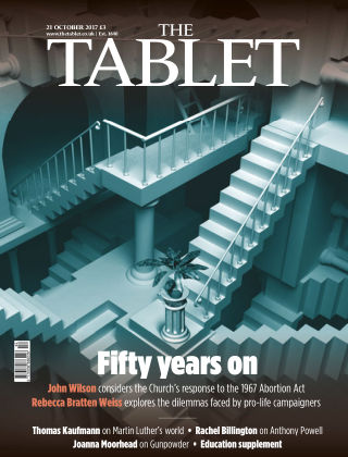 The Tablet Magazine 21st October 2017