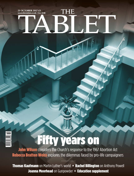 The Tablet Magazine October 21, 2017 00:00