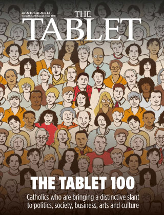 The Tablet Magazine 28th October 2017