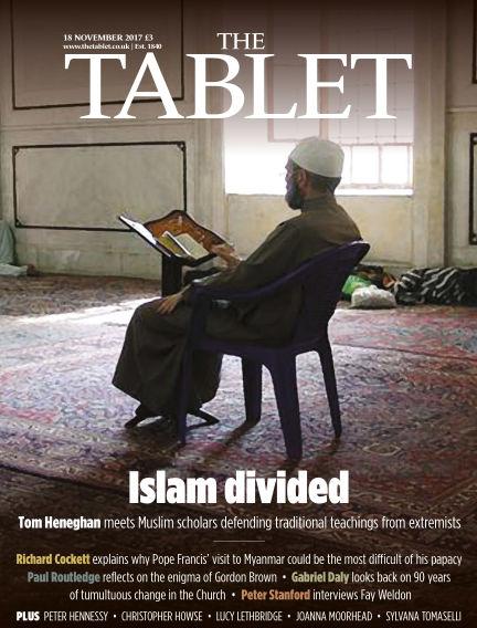 The Tablet Magazine November 18, 2017 00:00