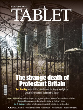 The Tablet Magazine 16th November 2017